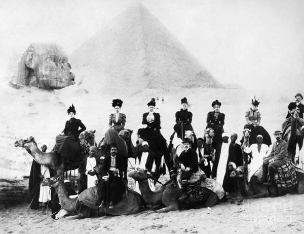 Photograph - Egypt C1895 by Granger