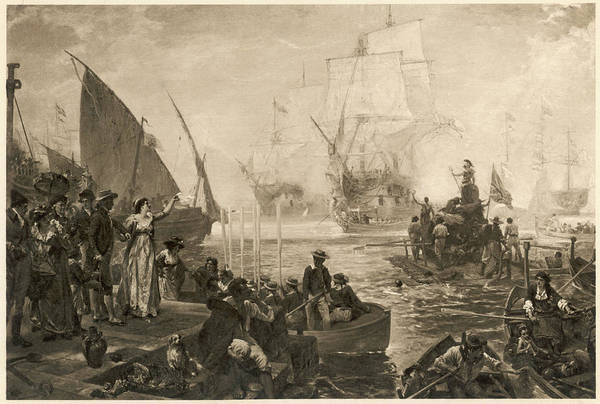 Wall Art - Drawing - Egyptian Campaign After The Battle by Mary Evans Picture Library