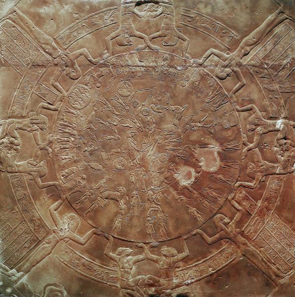 Photograph - Egyptian Celestial Sphere by Granger