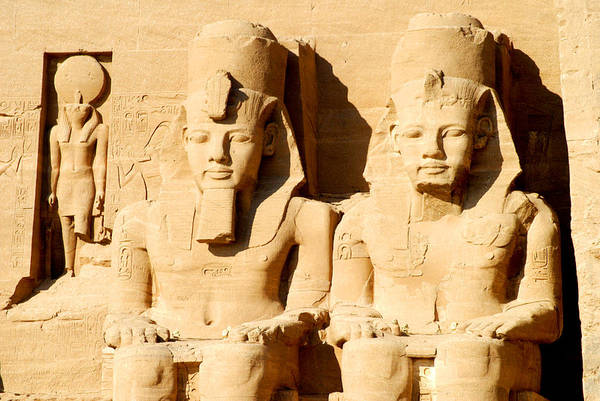 Photograph - Egyptian Eternity by Brenda Kean