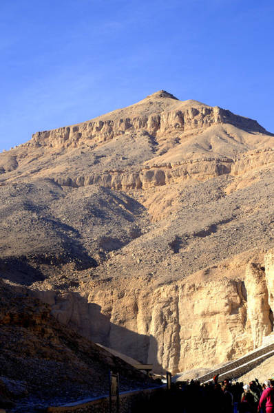 Photograph - Egypt's Valley Of The Kings by Brenda Kean