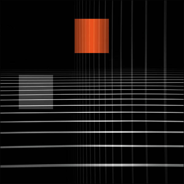 Minimalistic Photograph - Eidem Spatio by Gilbert Claes