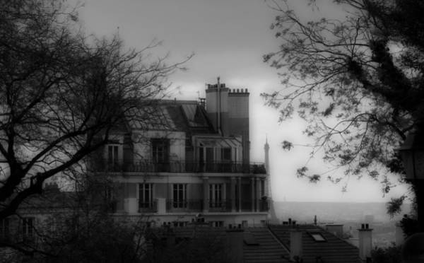 Photograph - Eiffel House 2 by Andrew Fare