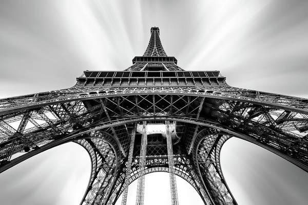Wall Art - Photograph - Eiffel by Jes??s M. Garc??a