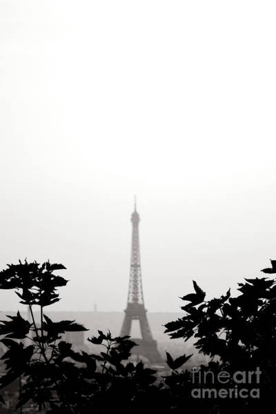 Wall Art - Photograph - Eiffel Memories  by Olivier Le Queinec