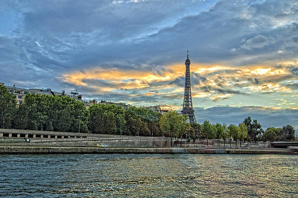 Photograph - Eiffel Tower 2 by Mauro Celotti