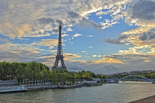 Photograph - Eiffel Tower 3 by Mauro Celotti