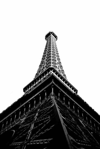 Boulevard Photograph - Eiffel Tower by Art K