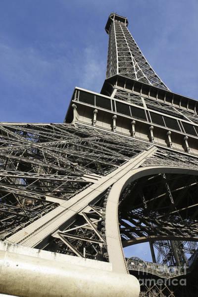 Photograph - Eiffel Tower by Belinda Greb