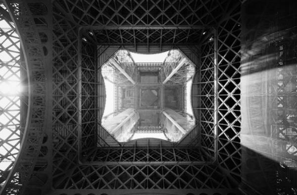 Photograph - Eiffel Tower by Dave Beckerman