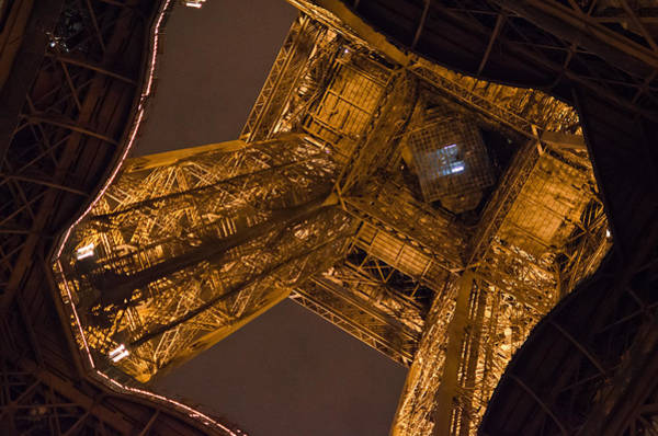 Wall Art - Photograph - Eiffel Tower II by Pablo Lopez