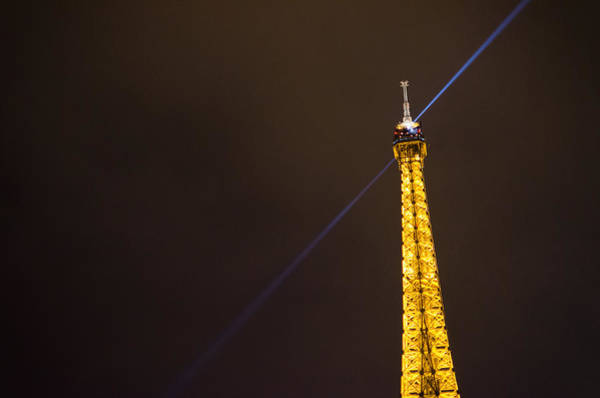 Photograph - Eiffel Tower by Pablo Lopez