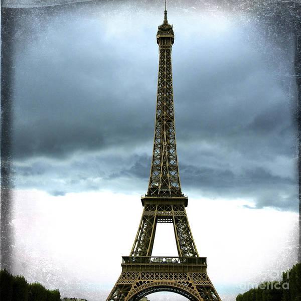 Wall Art - Photograph - Eiffel Tower. Tour Eiffel. Paris by Bernard Jaubert