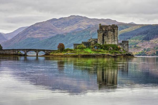 Photograph - Eilean Donan Castle by Colette Panaioti