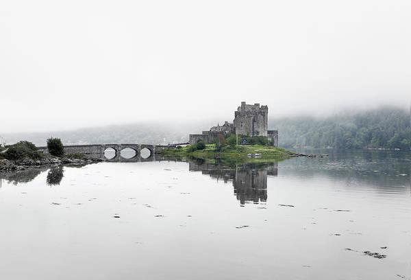Wall Art - Photograph - Eilean Donan Castle by Fine Art