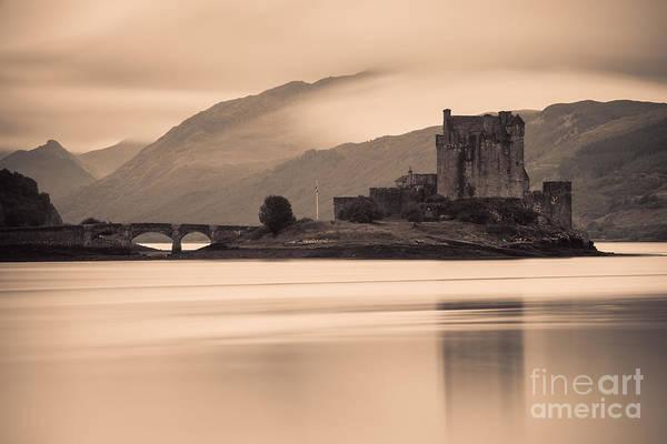 Meijer Wall Art - Photograph - Eilean Donan Castle - Scotland by Henk Meijer Photography