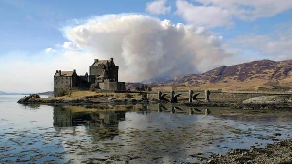 Wall Art - Photograph - Eilean Donan Castle, Highlands, Scotland by Andrew Lockie