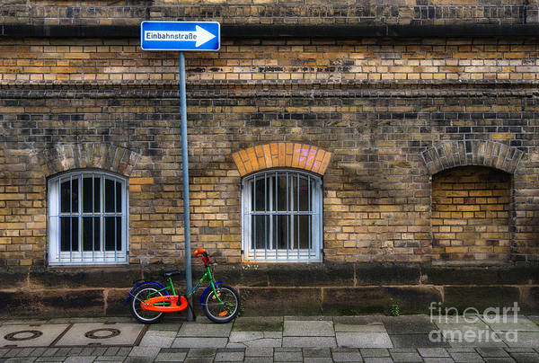 Photograph - Einbahnstrasse by Ari Salmela
