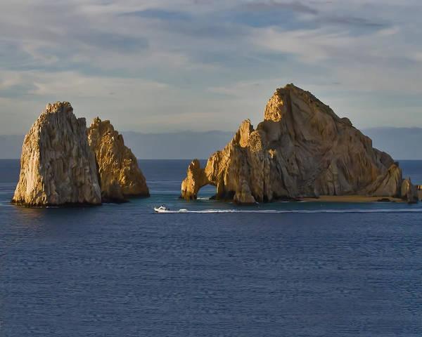 Photograph - El Arco De Cabo San Lucas In Baja Calaifornia by Ginger Wakem