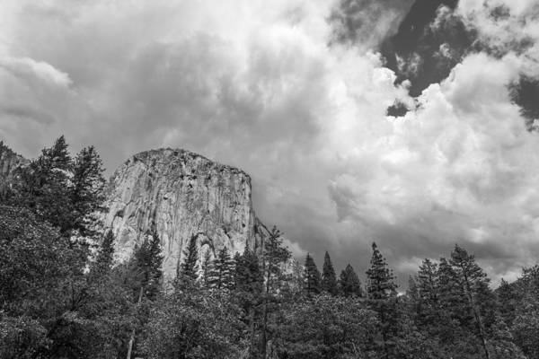 Photograph - El Cap by Kristopher Schoenleber