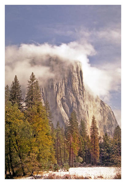 Photograph - El Capitan I by Gene Norris