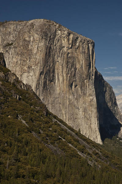 Photograph - El Capitan by Lee Kirchhevel