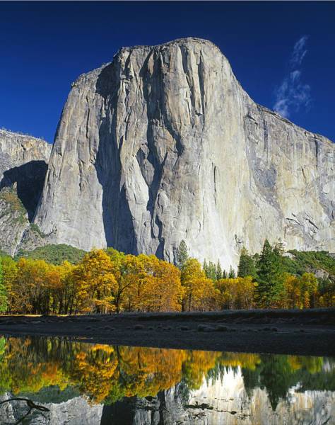 Photograph - 2m6516-el Capitan Reflect by Ed  Cooper Photography