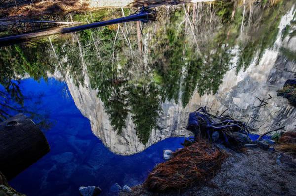 Photograph - El Capitan Reflection by Scott McGuire