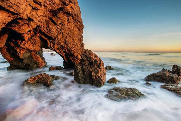 Matador Photograph - El Matador Beach by Naphat Photography