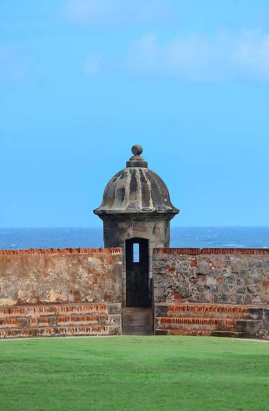 Photograph - El Morro Castle At Old San Juan by Songquan Deng