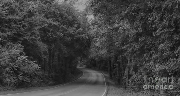 Tn Photograph - Elam Road by Mike Baltzgar