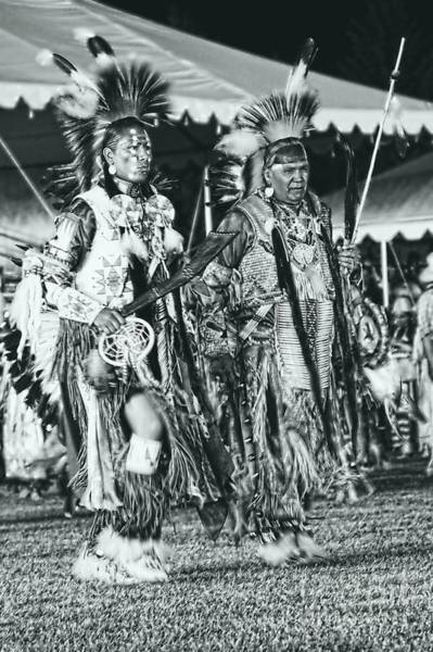 Wall Art - Photograph - Elder Chief And Son by Scarlett Images Photography