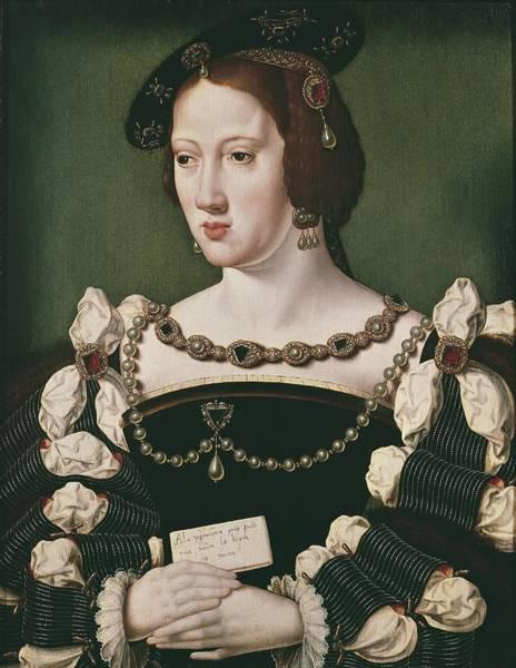 Wall Art - Photograph - Eleanor Of Austria 1498-1558. Queen by Everett