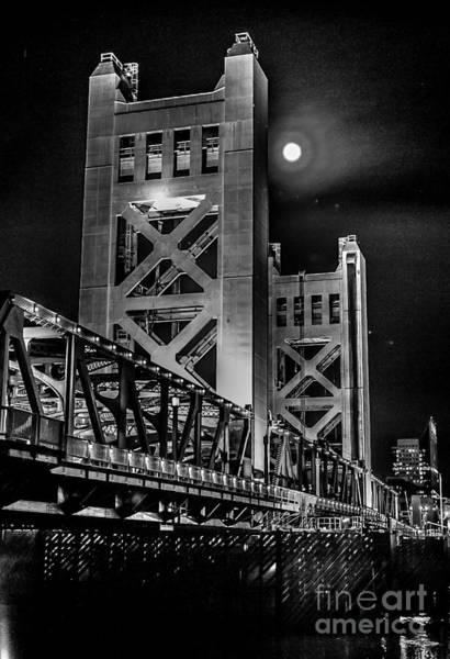 Photograph - Electric Bridge by Charles Garcia