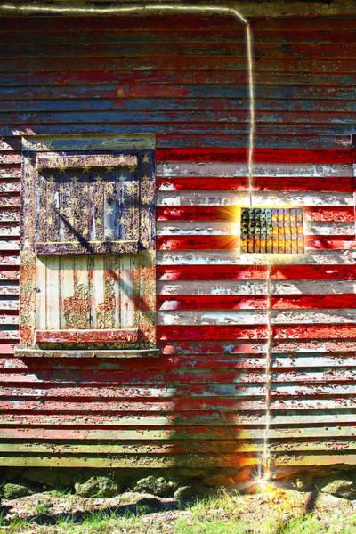 Photograph - Electric Flag by David Phoenix
