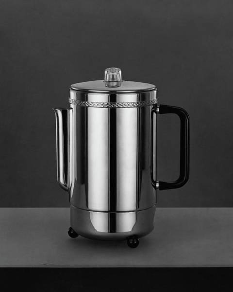 Home Accessories Photograph - Electric Percolator by Martinus Andersen