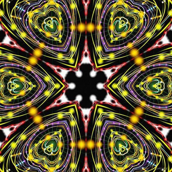 Digital Art - Electric Pulse by Derek Gedney