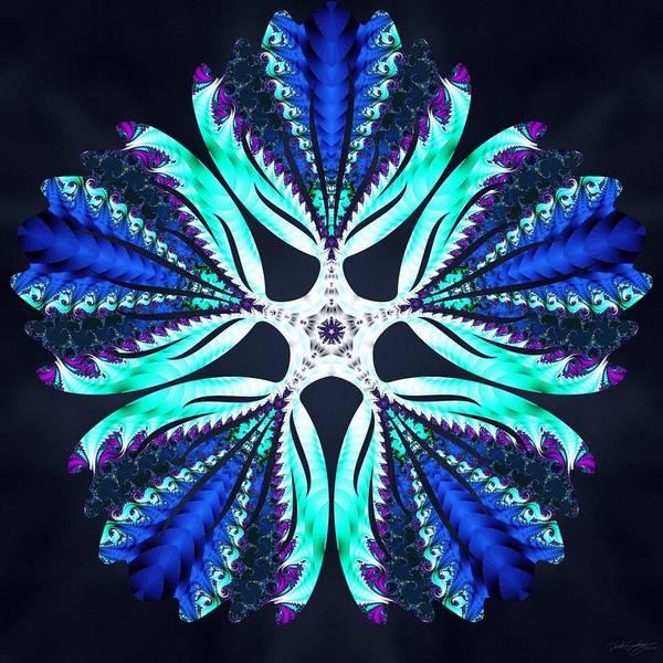Digital Art - Electrocoral by Derek Gedney