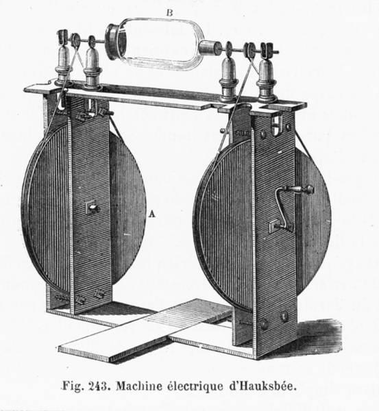 Photograph - Electrostatic Generators by Granger