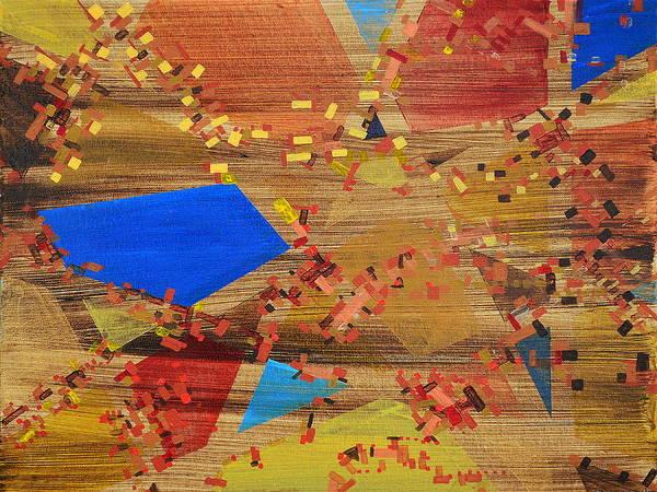 Painting - Elements Of Harmony by Regina Valluzzi