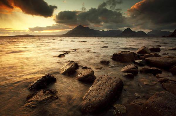 Photograph - Elgol by Grant Glendinning