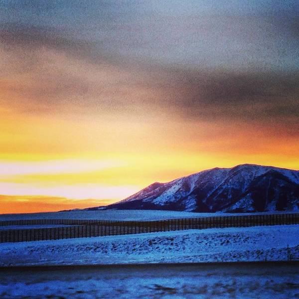 Wall Art - Photograph - Elk Mountain by Jake Harral