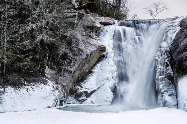 Photograph - Elk River Falls by Randy Scherkenbach