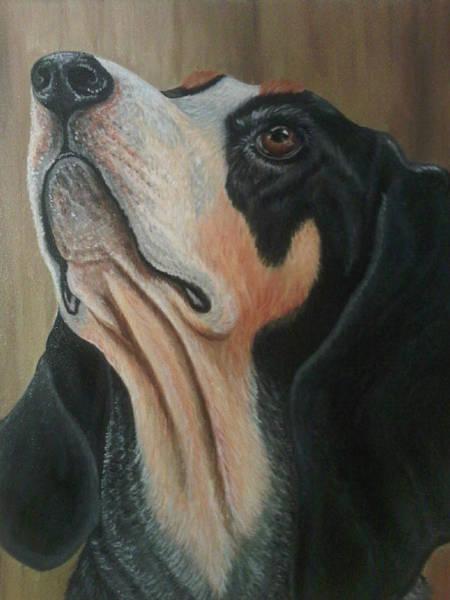 Painting - Ella by Ana Marusich-Zanor