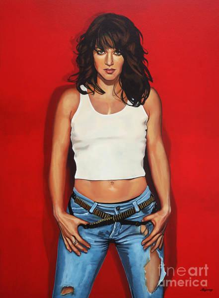 Wall Art - Painting - Ellen Ten Damme Painting by Paul Meijering