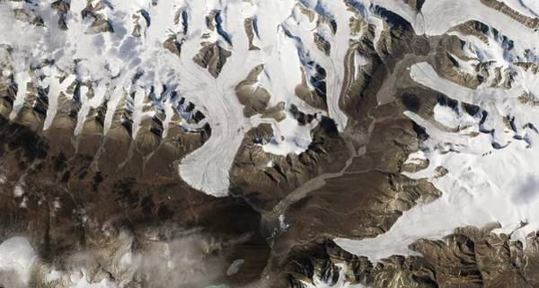 Earth Observation Wall Art - Photograph - Ellesmere Island by Nasa Earth Observatory