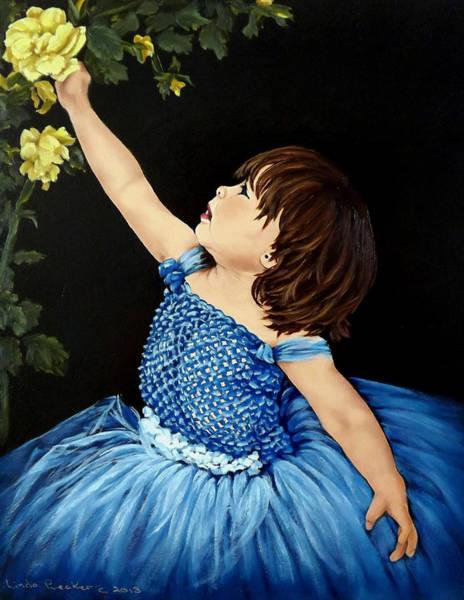 Painting - Ellie by Linda Becker