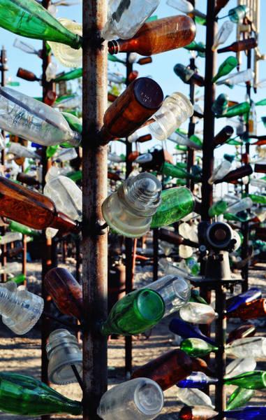 Photograph - Elmer Long's Bottle Tree Ranch Portrait by Kyle Hanson