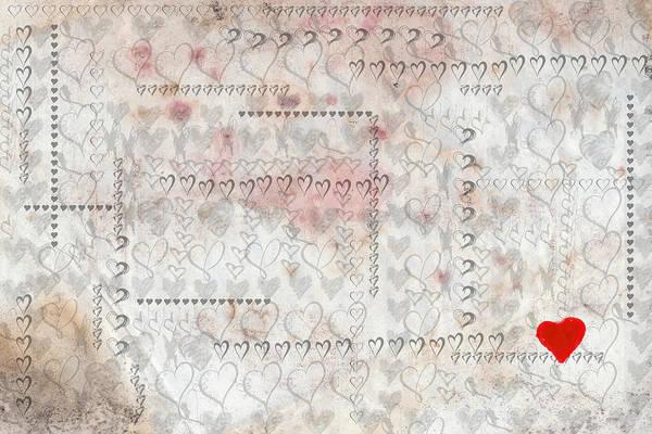 Digital Art - Elusive Love by Paulette B Wright