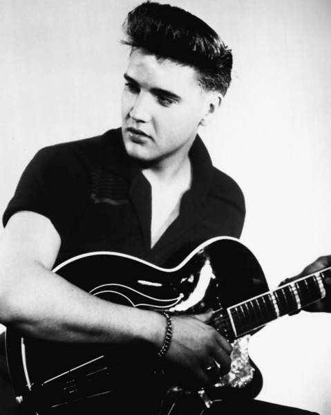 Controversy Photograph - Elvis Presley Classic Photo by Retro Images Archive